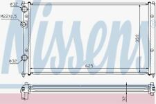 Nissens 652551 Radiator VW-POLO CLASSIC 1.9 TDI  99-