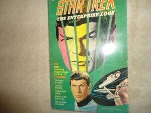 1970's Star Trek The Enterprise Logs Vol.2 Book