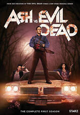 Ash vs Evil Dead: Season 1 (DVD, 2016, 2-Disc Set) NEW Free Shipping