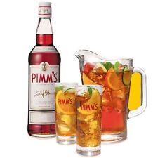 Pimm's Glass Jug And Stirrers & 2 X 12oz Pimm's Glass Tumblers