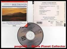 """Ludwig Van BEETHOVEN """"Concertos pour Violon - pour Piano"""" (CD) M.Gielen 1992"""
