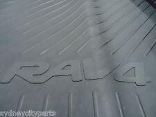 TOYOTA RAV4 CARGO MAT 5 DOOR RUBBER 2003-2005 20 SERIES - NEW GENUINE ACCESSORY
