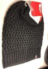 The North Face Shinsky Reversible Beanie Unisex In Black NWT