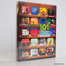 GRASSHOPPER 101 Best [5-CD+DVD][Box Set] 2011 Hong Kong *NEW 草蜢 音樂大全101