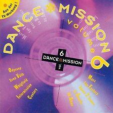 Dance Mission 6 (1994) Odyssey, Sven Väth, Whigfield, Centory, La Bouche.. [CD]