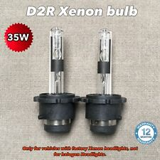 D2R 6000K 35W XENON HID BULBS 03-06 FOR OEM REPLACEMENT VOLVO XC90