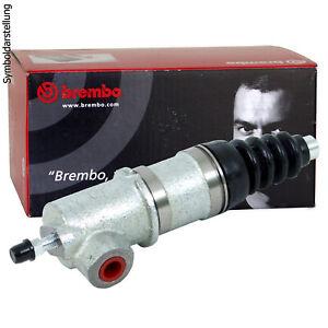 BREMBO Nehmerzylinder Kupplung Kupplungsnehmerzylinder E A6 005