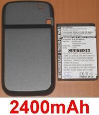 Coque + Batterie 2400mAh Pour O2 XDA Terra