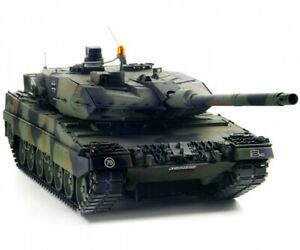 Tamiya 300056020 - 1:16 RC Tank Leopard 2a6 Full Option - New