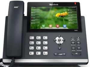 Yealink SIP-T48S IP phone LOCKED WITH BT