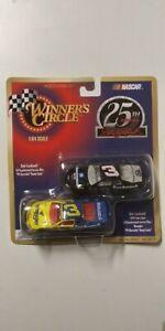 1999 #3 Dale Earnhardt Sr Goodwrench Wrangler 2 Pack Nascar Diecast 1:64