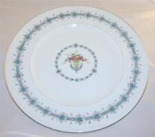 "Coalport QUEEN ELIZABETH Smooth 9449 WHITE TRIM - Dinner Plate, 10 1/2"""