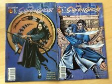 The Silken Ghost Comic 3 And 4 Of 5! Look In The Shop!