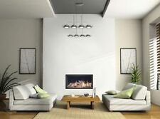 Wall-Hung Gas Fire Fireplaces with Remote Control