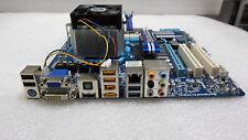 GIGABYTE GA-880GM-USB3 W/1X- AMD FX FD4100WMW4KGU CPU & HEAT SINK USED & TESTED