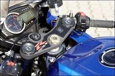 Carbone Sticker pont de fourche Cover Suzuki gsx-r600 750 k6 k7 k8 k9 l0