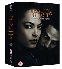 BEAUTY & THE BEAST COMPLETE SERIES COLLECTION DVD 20 DISCS R4