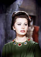 PHOTO LA CHUTE DE L'EMPIRE ROMAIN - SOPHIA LOREN  /11X15 CM #2