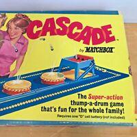 Vintage 1972 Matchbox Cascade Game Lesney Replacement Parts Drums Balls etc TSH