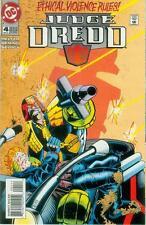 Judge Dredd # 4 (Mike Avon Oeming) (DC, USA, 1994)