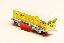 FR z-scale Swedish Snowplow locomotive BANVERKET Tc/DLL  Freudenreich in Metal