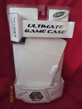 NINTENDO DS LITE ULTIMATE GAME CASE WHITE