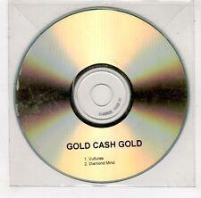 (GI987) Gold Cash Gold, Vultures / Diamond Mind - DJ CD