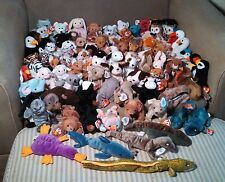 TY Beanie Babies Original Huge Retired Lot of 86! Collector's Dream or Donate!