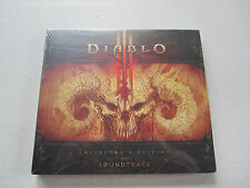 Diablo III Collector's Edition Soundtrack CD - Limited - RARE