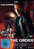 THE ORDER (Jean-Claude Damme, Sofia Milos, Charlton Heston, Ben Cross) DVD NEW