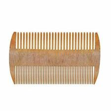 BAAL Double Sided Lice Killing Neem Wood Comb for Men and Women UK