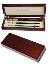 Daler Rowney Diana Kolinsky Sable Watercolour Brush Wooden Box - Sizes 2, 6, 14