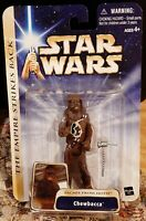2004 Star Wars ESB Escape From Hoth Chewbacca Empire Strikes Back sealed