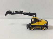 Maquinaria Para Construccion Volvo EW230C Wheeled Excavator 1/87 Scale Model