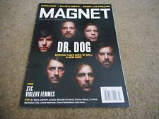 #129 MAGNET music magazine DR DOG