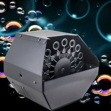 Bubble Machine Remote Contol Stage Effect Machine special effects Party Wedding
