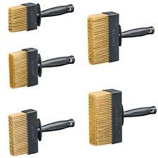 Flächenstreicher Deckenbürste Malerbürste Malerpinsel Flachpinsel Lasurpinsel