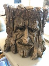 Latex mould for making this Stunning Tree Man pot