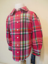 Ralph Lauren Checked Shirts & Blouses (2-16 Years) for Girls