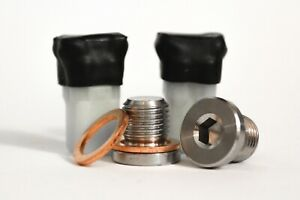 KTM 1090/1190/1290 Adventure / Super Duke / O2 Sensor Dongles + SS Plugs