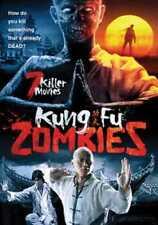 Kung Fu Zombies (Shaolin vs. Evil Dead / Shaolin vs. Evil Dead 2 / Kung New Dvd