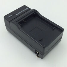 Battery Charger for PANASONIC CGA-S/106B CGA-S/106C Lumix DMC-FH20/FH22 DMC-F2