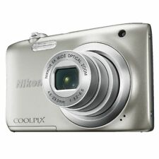 Nikon Coolpix Digital Camera Silver A100