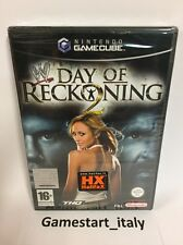 WWE DAY OF RECKONING 2 NINTENDO GAME CUBE GC - PAL NUOVO NEW SEALED WRESTLING