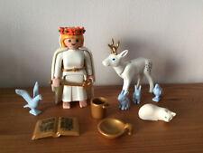 Playmobil fée robe cape capuchon, animaux magiques, féerie, magie