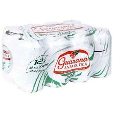 Guarana Antartica Soda Diet (Brazilian Soda) pack with 12 cans