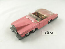 DINKY TOYS # 100 LADY PENELOPE FAB 1 THUNDERBIRDS WITH FIGURES DIECAST 1967