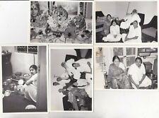 5 OLD PHOTO ETHNIC ASIA CHILDREN GIRL MEN WOMEN FASHION RANDOM BX29