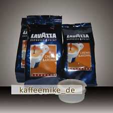 SONDERANGEBOT INCL. VERSAND 100 LAVAZZA ESPREssO POINT 408 Crema e Aroma Kapseln