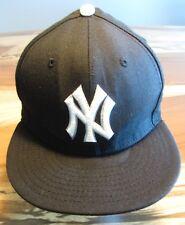 MLB New York Yankees Mens Baseball Cap, Wool, New Era, Embroidered, Snapback NEW